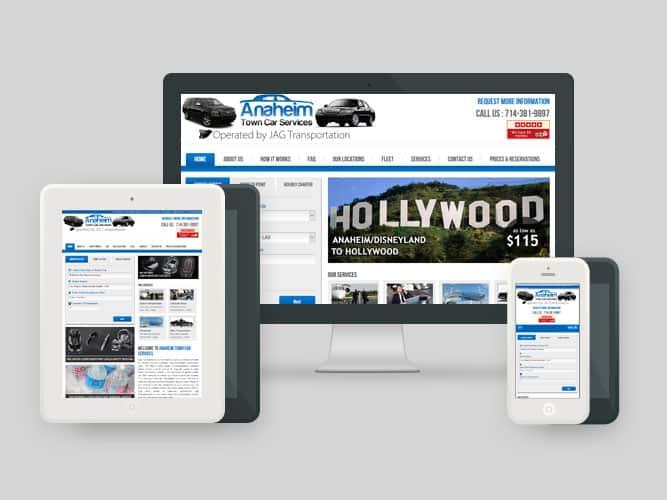 Anaheim Town Car Services